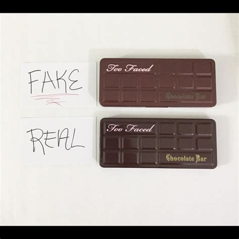 Faced Matte Chocolate Chip Original faced other vs realtoo faced chocolate bar palette fyi poshmark