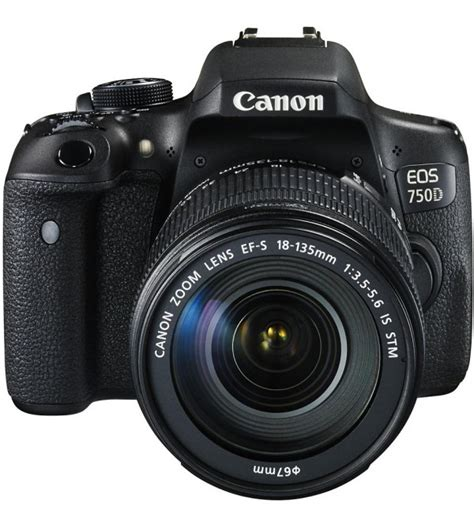 Canon Eos 750d 18 135mm Stm Wifi canon eos 750d kit ef s 18 135mm f 3 5 5 6 is stm wifi