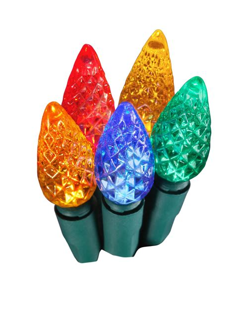 multicolor led christmas lights light up with kmart
