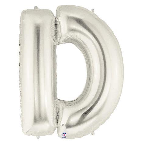 Letter Jumbo Top 1 jumbo letter d foil balloon doolins