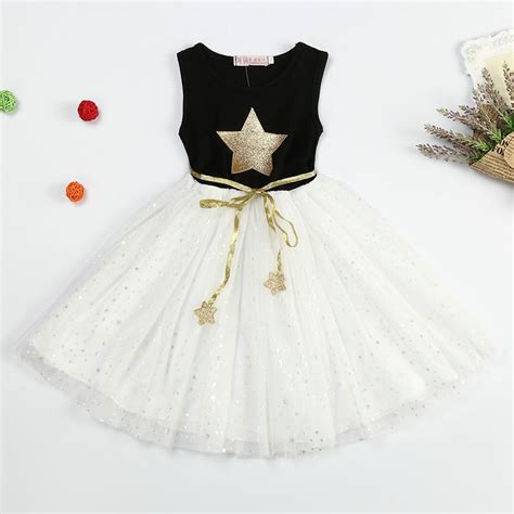 dress pattern for 8 year old korean version star pattern baptism dress for baby girl 3