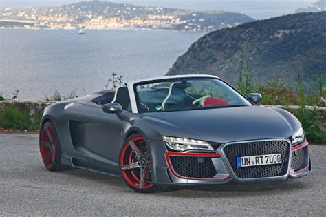 Audi R8 Verkaufszahlen by Audi Tuning Regula R8 V10 Spyder Autobild De
