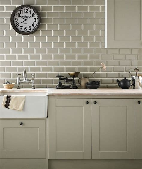 Cream Kitchen Tile Ideas chartwell sage topps tiles kitchen pinterest