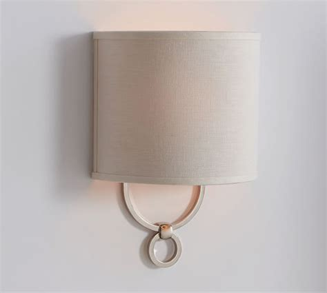 Wall Sconces Pottery Barn Francis Sconce Pottery Barn