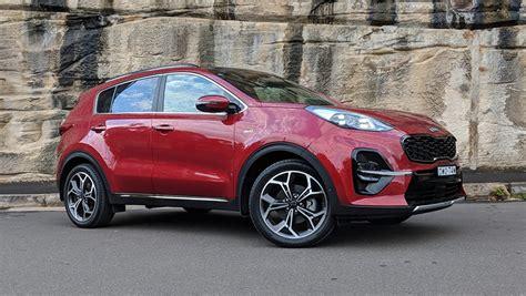 kia sportage diesel kia sportage gt line diesel 2019 review carsguide