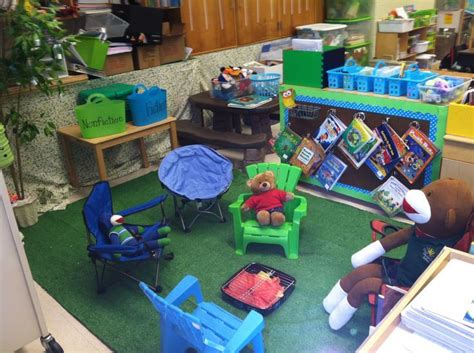 theme center themes cing theme classroom pictures the reading center in
