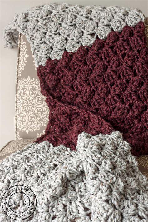 Crochet Throw Blanket Pattern by The 11 Best Afghan Crochet Patterns The Eleven Best