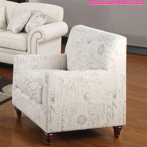 Fabric Arm Chair Design Ideas Modern Accent Arm Chair White Fabric