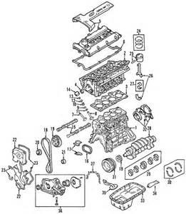 Hyundai Elantra Parts List 1999 Hyundai Elantra Parts Mileoneparts