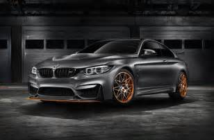 Bmw M4 Gts Bmw M4 Gts Concept Revealed Previews Lightweight Special