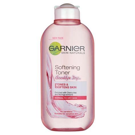 Toner Garnier garnier skin naturals softening toner 200ml groceries tesco groceries