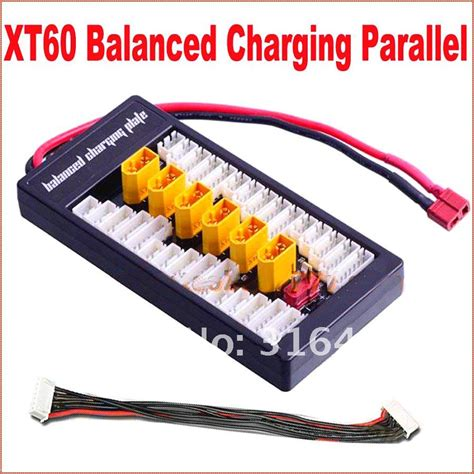 Jst Connector Paralel Cable Charger 1 To 5 Battery Lipo Rc Quadcopter buy xt60 connector 2 6s parallel charge charging board jst
