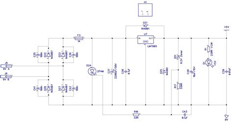 24vdc linear power supply wiring diagrams wiring diagram