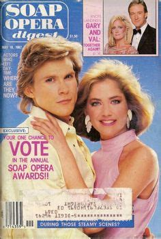 Guiding Light Soap Opera by Kristi Ferrell And Michael O Leary From Guiding Light On The Cover Vintage Soap Opera