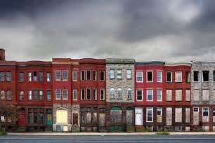 Row Houses Baltimore - baltimore rowhouses flickr photo sharing