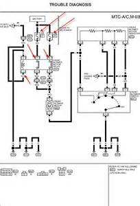 2008 nissan pathfinder blower wiring jump it all the fuses are