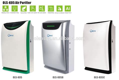 guangzhou factory oem colors customize hepa air cleaner humidifier air purifier china for home