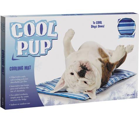 20 X 20 Mat by Slumber Pet Cool Pup Mat 20 Quot X 16 Quot