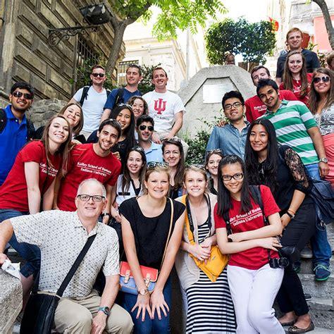 Kelley Mba Study Abroad study abroad academics undergraduate programs kelley