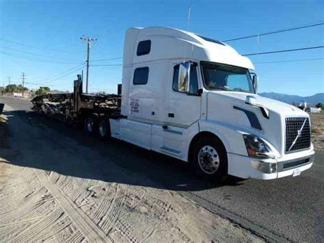 2016 volvo big rig volvo vnl 2016 sleeper semi trucks