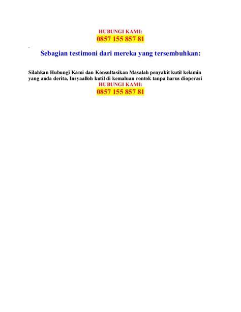 Obat Kutil Tanpa Resep Dokter obat kutil herbal resep dokter
