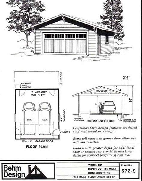 craftsman style garage plans beautiful craftsman style garage plans 5 craftsman garage plans neiltortorella
