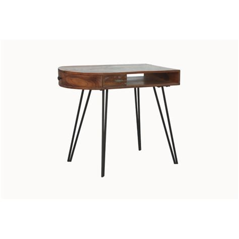 industrial writing desk temple webster