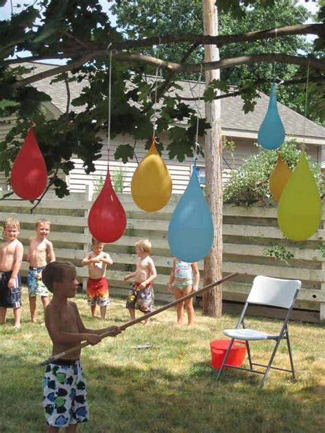 diy backyard fun 25 playful diy backyard projects to surprise your kids