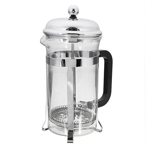 Premium Akebonno Press Plunger Coffee Maker 600 Ml For 6cup press coffee maker tea carafe stainless steel filter plunger 20oz bodum 11street