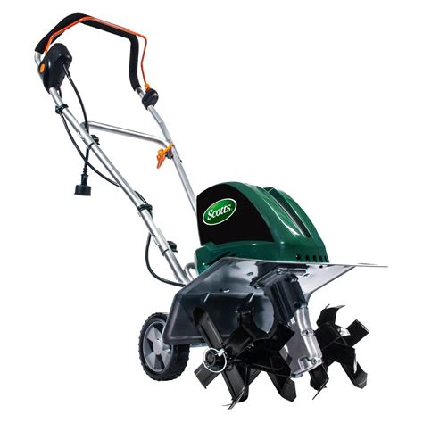 scotts    amp corded electric tillercultivator