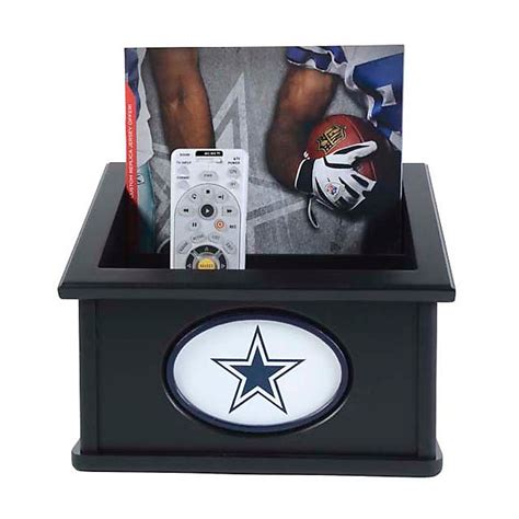 dallas cowboys media holder home decor home office