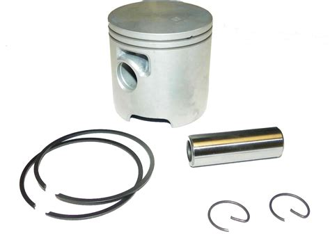 Piston Kit 25 Vario mercury 2 cyl 25 hp 94 04 piston kit pwc engine inc