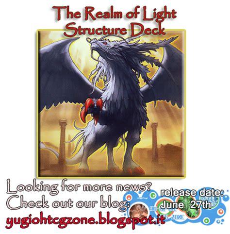 Kartu Yugioh Raiden Of The Lightsworn Common realm of light structure deck spoiler lightsworn