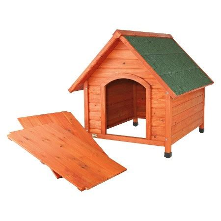 target dog house log cabin dog house large target