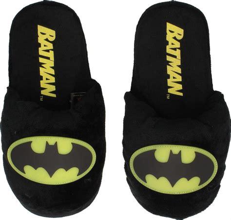 Kaos Logo Batman Glow In The batman glow logo slippers