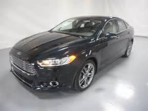 Ford Fusion Ecoboost 2014 Ford Fusion Titanium Ecoboost Cuir Nav 4rm