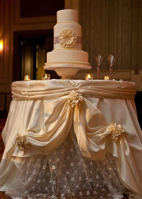 picture of stylish wedding dessert table decor ideas stylish wedding cake table decorations