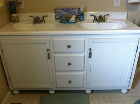 Kitchen Cabinet Appliques by Bathroom Vanity With Round Bun Feet Osborne Wood Videos