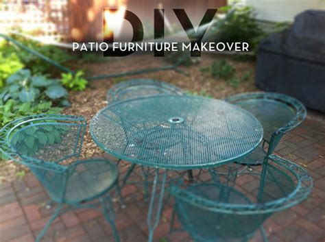 reader    colorful patio furniture makeover curbly