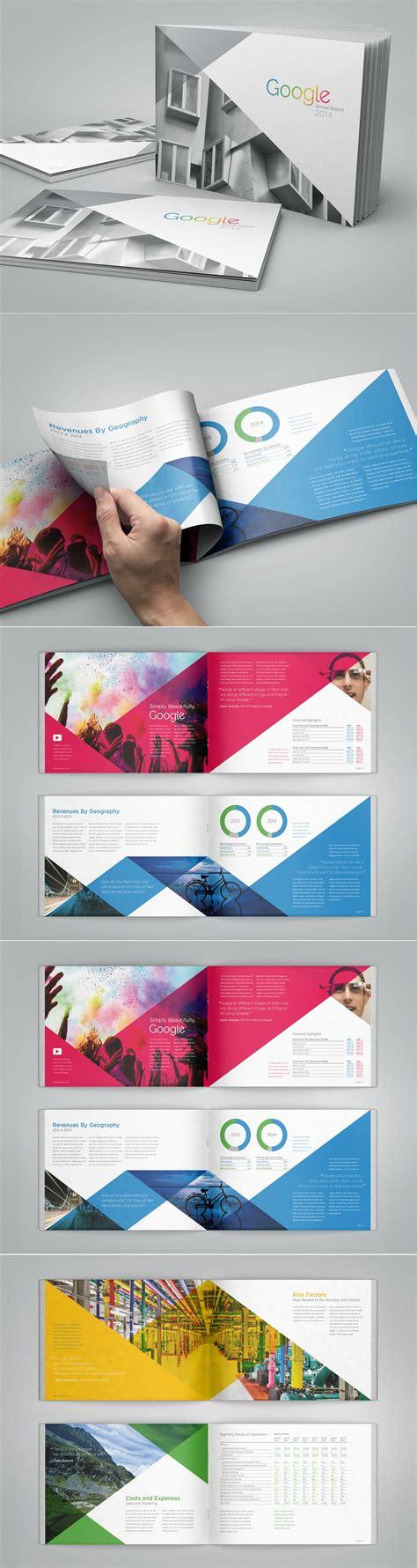design inspiration pdf 5 creative annual report designs dome
