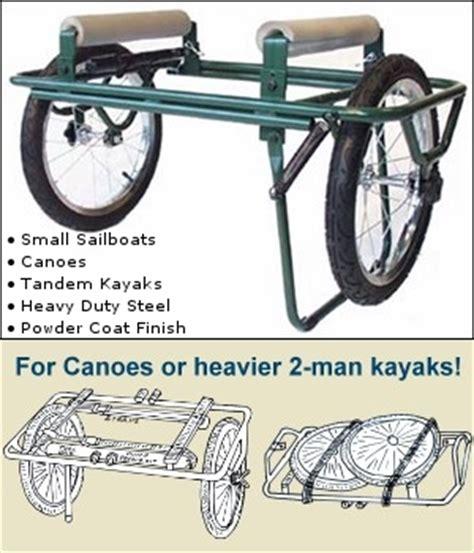 boat trolley plans lahkita topic canoe cart plans
