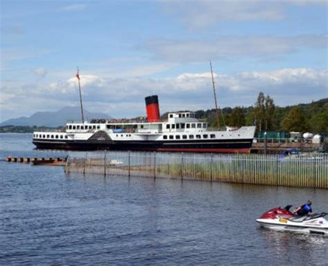 the waverley boat it s the waverley how scottish are you heart scotland