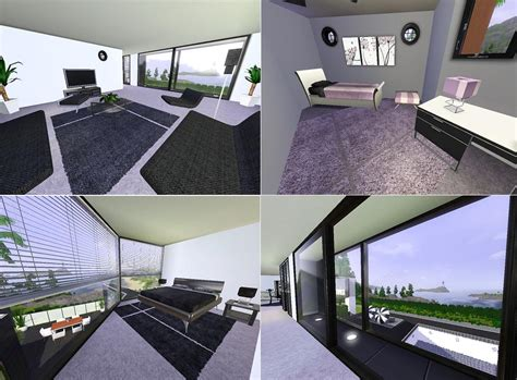 the sims 3 modern interior design youtube mod the sims ozonemania inspired modern home