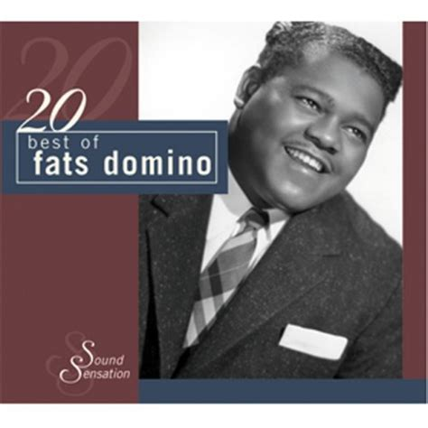 best of 20 20 best of fats domino