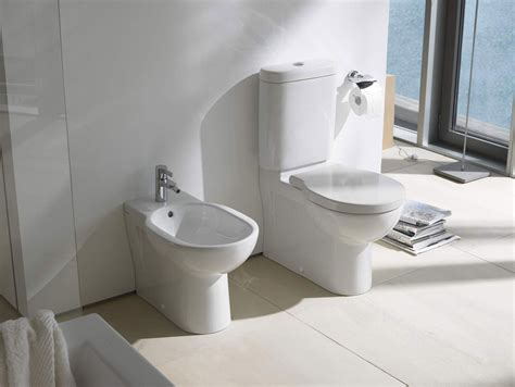 duravit bathroom foster 660mm coupled toilet with