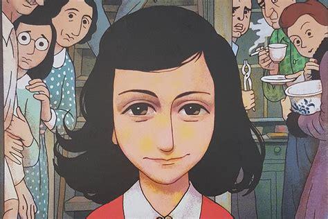 anne frank animated biography israeli director ari folman unveils 1st authorized anne