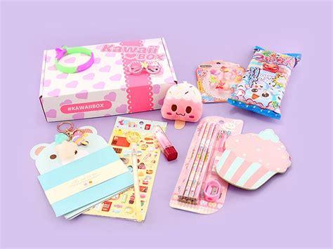 Kawaii Giveaway - kawaii box giveaway hobonichi with me the rainbowholic me