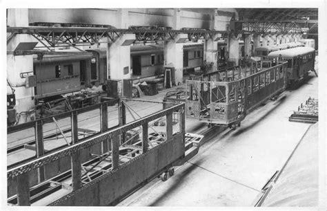 carrozze ferroviarie archivio omi reggiane biblioteca panizzi