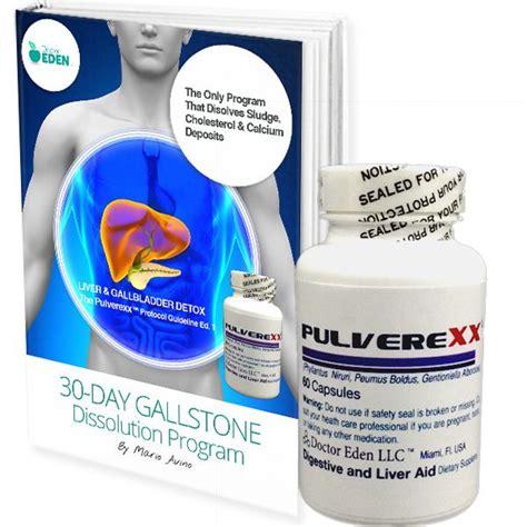 Protocol Liver Detox Reviews by Pulverexx Protocol Gallstone Treatment