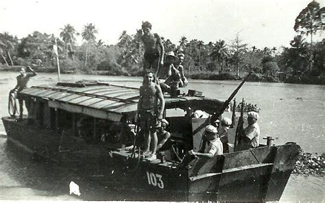 armored lcvp in indochina rc sixth army group - Higgins Boat Armor